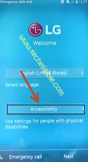 LG Accessibility