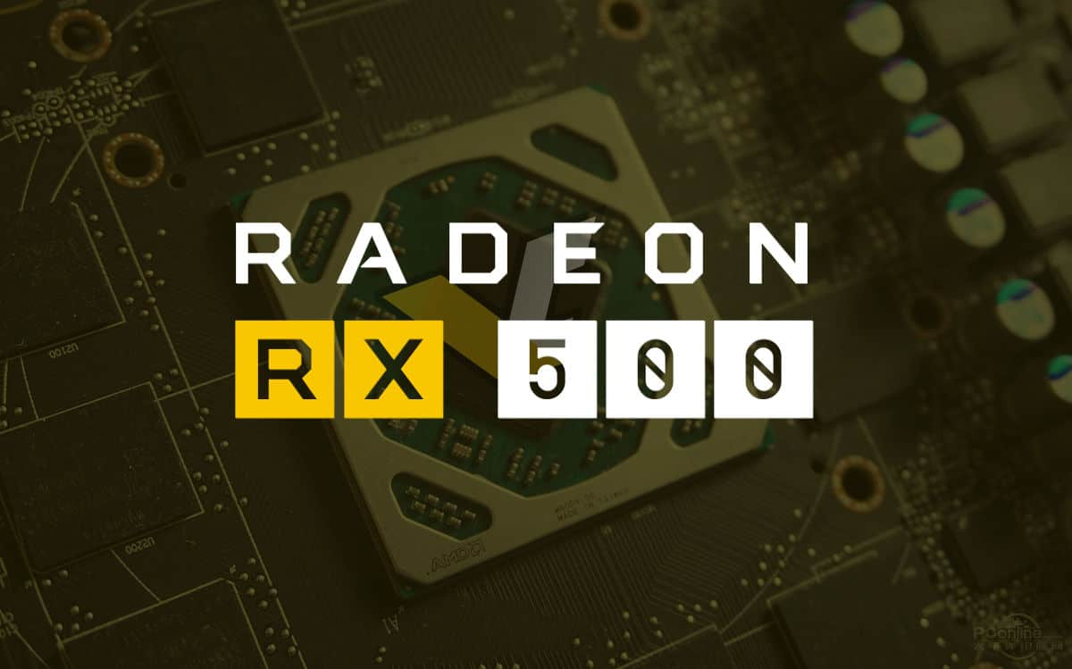 AMD's Radeon RX 500-series, graphics cards