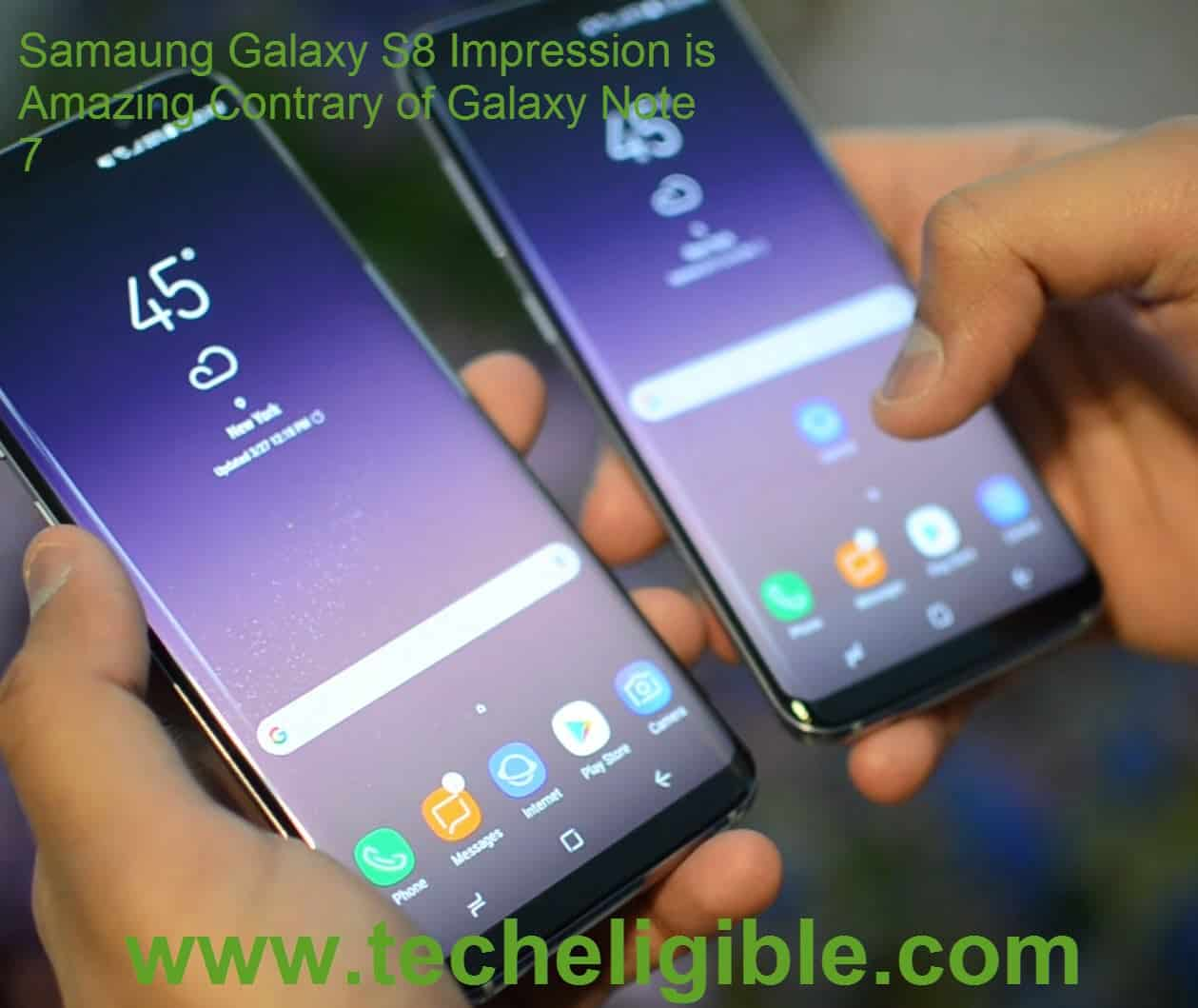 Galaxy S8 impression, Bixby galaxy s8, Galaxy Note 7