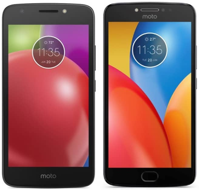 Moto E4 Plus updates