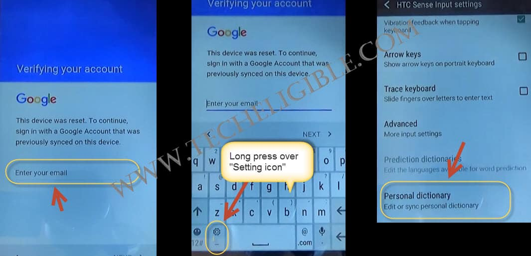 Bypass Google Account HTC , HTC Desire M9, FRP HTC Nexus 9, Unlock FRP HTC 10, 530, 630, 825, A9