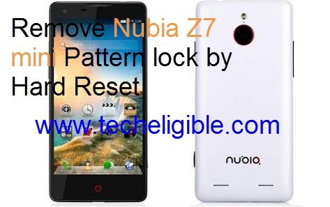 ZTE Nubia Z7 Mini Remove Password