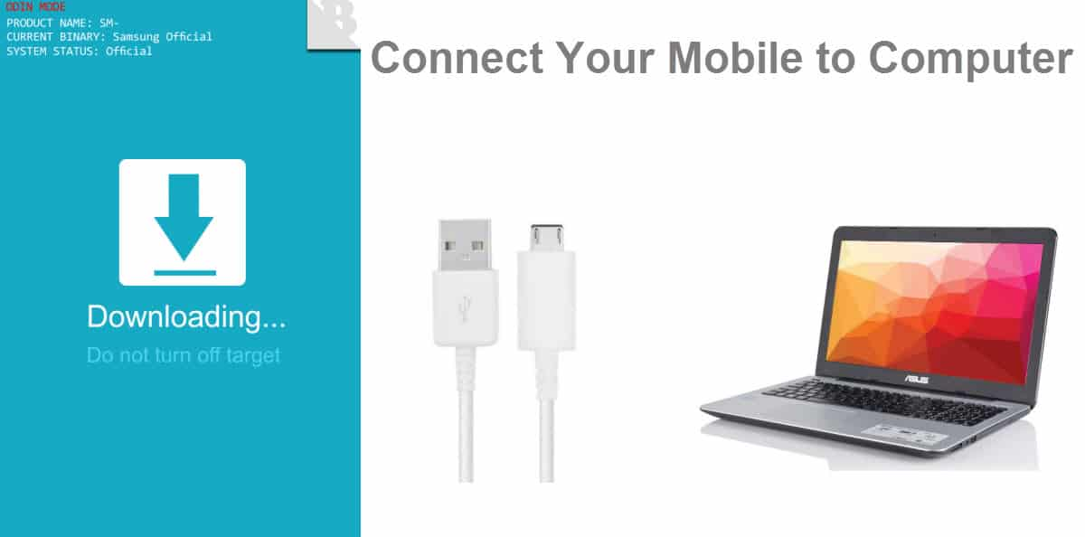 Connect Android Device to Computer