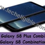 Download Galaxy S8 Plus Combination Files and Galaxy S8 Combination