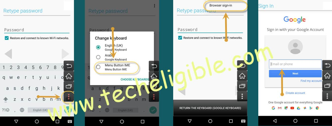 How to Bypass Verify Your Account, Remove FRP Panasonic