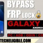 Bypass FRP Galaxy J7 without PC and Add New Google Account