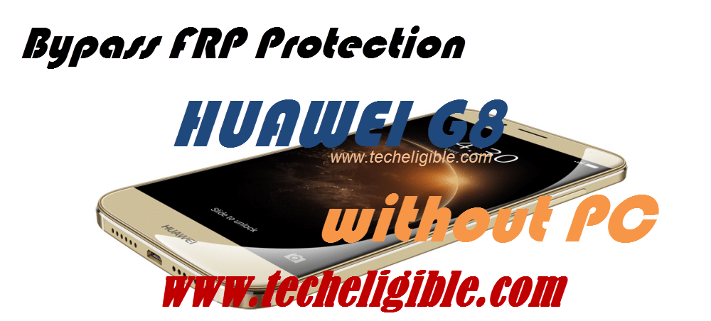 Remove Huawei G8 Google Account