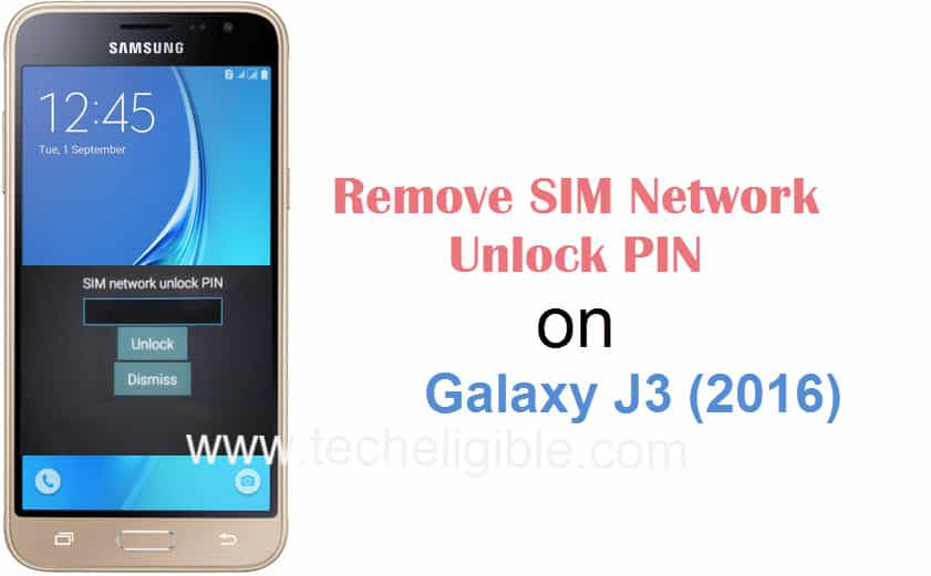Remove SIM Network Unlock PIN Galaxy J3, Unlock Galaxy J3 Devices, Unlock Samsung devices pin, Get Unlock Code for samsung device, Z3X Software