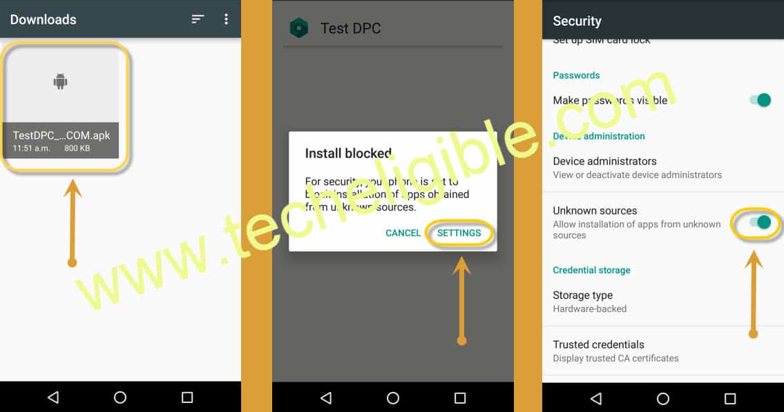 Moto g3 frp bypass without pc