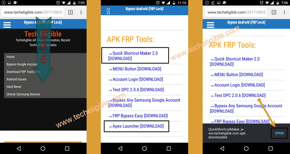 Bypass Google Account ZTE, Access Home Screen ZTE Android 7.1, Bypass FRP ZTE Android 7.1, Bypass Google Account ZTE Android 7.1