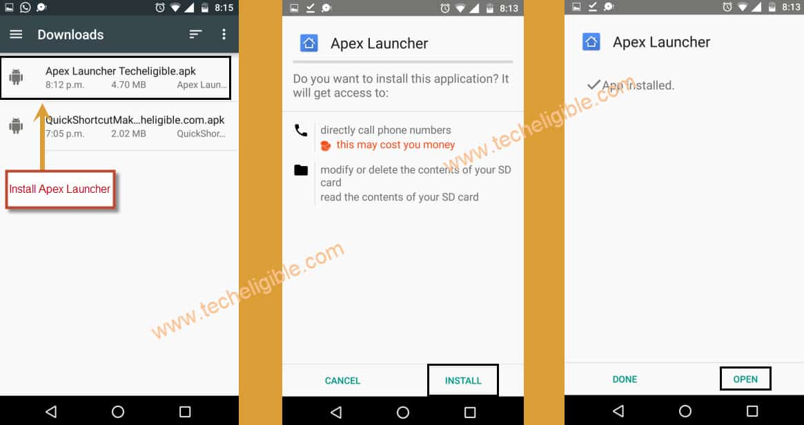 Bypass FRP Protection HTC, Unlock HTC FRP, Bypass Google Account All HTC Devices, HTC Android 7.1.1 frp bypass, Disable Google Account Manager, Install Apex Launcher