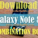 Download All Combination ROM Galaxy Note 8 [No Ads, 1 Click Download]