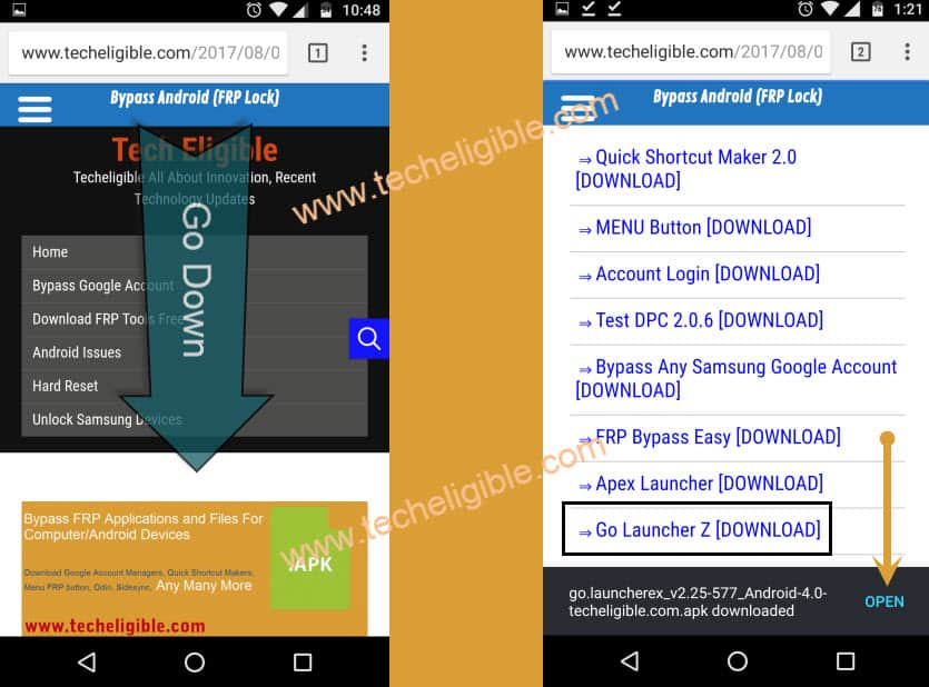 Bypass FRP Galaxy J3 Prime Android 7 0 Without Odin Tool [Updated]