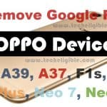 Bypass Google Account FRP OPPO A37, A39, F1s, F1 Plus, Neo 7, Neo 7s