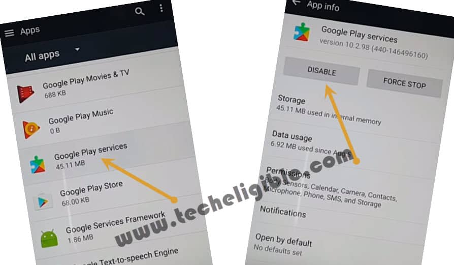 htc frp bypass by google play services