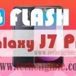 How to Download, Flash Galaxy J7 Pro Stock ROM, Combination ROM