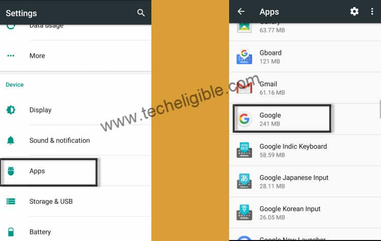 how to get past google lock on samsung note 5