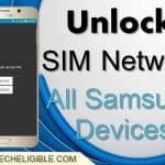 How to Unlock SIM Network PIN Samsung S6 Edge, J7, J5, J3 All Devices