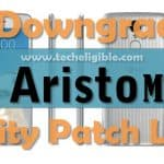 Downgrade LG Aristo MS210 Security Patch to Remove FRP Lock