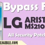Bypass Google Account LG Aristo MS210 Sep 2017 and All Sec Patch Level