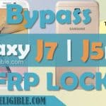 Bypass Google Account Galaxy J7 Prime, J5 Prime Android 7.0 [Dec-2017]