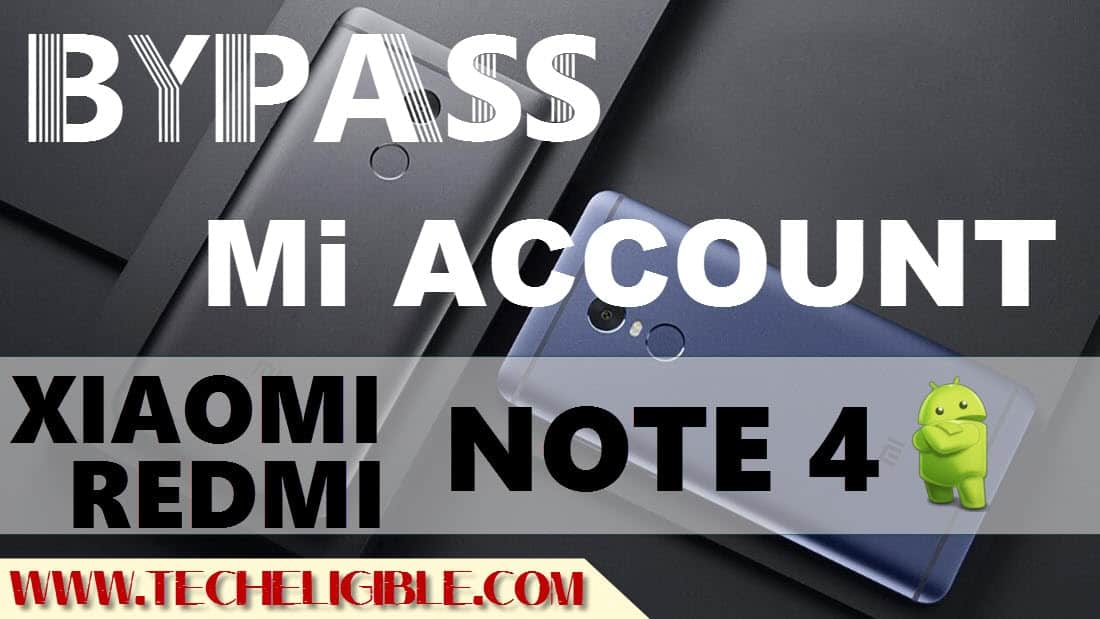 Unlock Mi Account