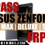 How to Bypass FRP ASUS Zenfone 3, 4, Max, Deluxe, Selfie, All Devices