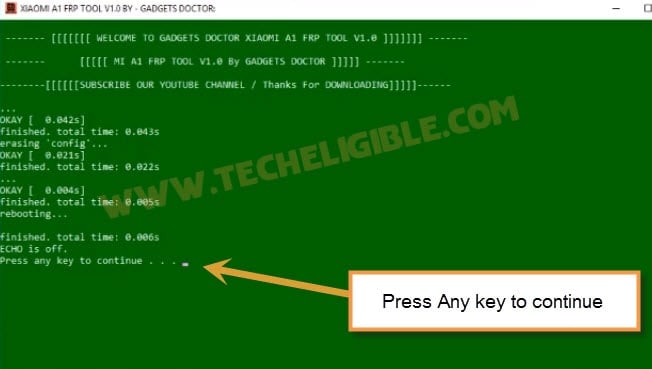 Xiaomi Mi A1 Bypass Google Account, Remove FRP Lock Android