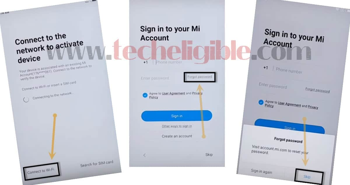 Bypass XIAOMI Redmi Note 4 Mi Account With Miui 9 [Latest