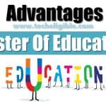 Advantages of Master Education Online, Main Branches of Master of Edu