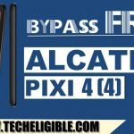Bypass Google Verification Alcatel Pixi 4 (4), Access Home Screen