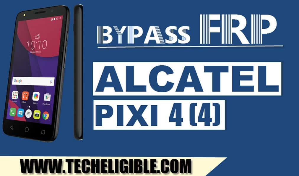 Unlock Alcatel Pixi 4 FRP