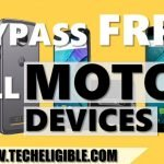 Bypass FRP All Motorola Devices Android 7.1 | 7.0 | 6.0 | 5.0 [Latest-2018]