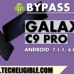 How to Bypass FRP Samsung Galaxy C9 Pro (SM-C900F) Android 7.1.1