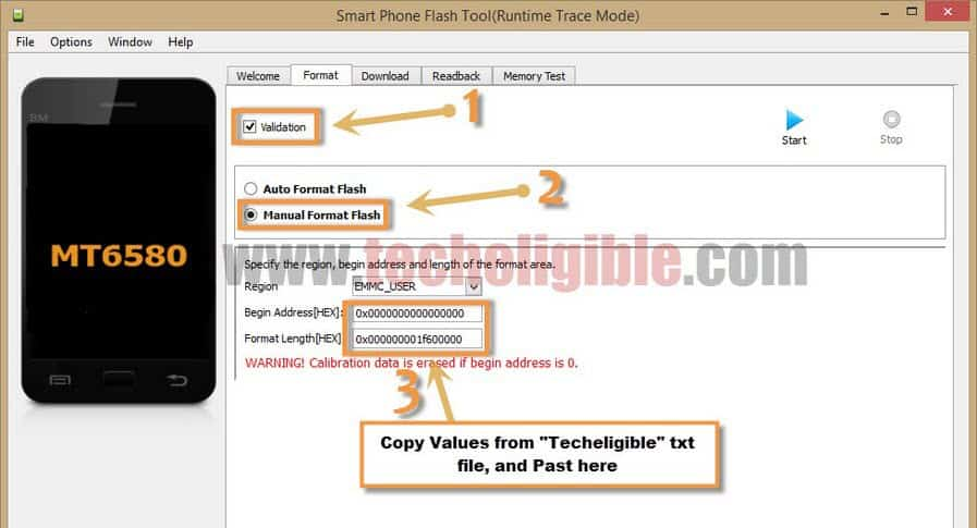 smartphone flash tool frp remove