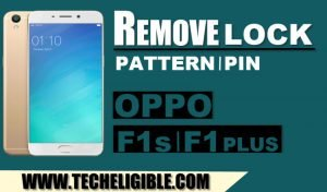 Remove Pattern Oppo F1 Plus, pattern oppo f1s