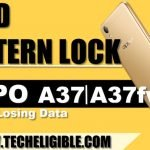 How to Read Pattern Lock OPPO A37, A37fw (Neo 9) By Miracle 2.58