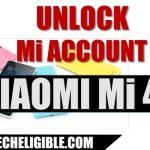 How to Unlock Mi Account Xiaomi Mi 4i With Miracle 2.58 (Free Method)