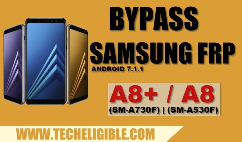 Bypass FRP Galaxy A8 Plus, Bypass FRP Galaxy A8, Bypass Google Account Galaxy A8 Plus, Unlock frp Galaxy A8 Android 7.1.1