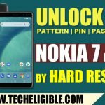 How to Unlock Pattern Nokia 7 Plus (TA-1046) By Hard Reset