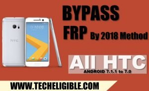 Bypass FRP HTC Android 7