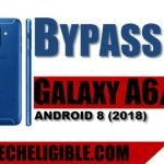 Bypass FRP Samsung Galaxy A6, Galaxy A6 Plus Android 8.0 2018