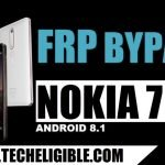 Bypass Google Account NOKIA 7 Plus, Nokia 6.1 (TA-1046, TA-1050)