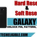 Factory Reset and Hard Reset Galaxy J6 2018 Device to Unlock Password