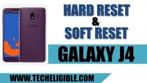 Hard Reset Galaxy J4