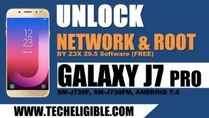 Unlock Network Galaxy J7 Pro, Root Samsung Galaxy J7 Pro, Unlock Network J7 Pro Free, SM-J730F Unlock Network, SM-J730FM Unlock Network Free, Unlock Network J7 Pro By Z3X Software Free, How to Root J7 Pro, Download J7 PRO CF Auto Root File, Enable ADB Mode J7 Pro, J7 PRO Download Mode, Flash Galaxy J7 Pro with Odin, Unlock Sim Network Galaxy J7 Pro