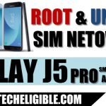 Root and Unlock SIM Network Galaxy J5 Pro By Z3X Tool Free