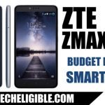 ZTE Zmax Pro is a Budget Friendly Smartphone in the world