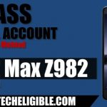 Bypass FRP ZTE Blade Z982 Android 7.1 By New Method (99% Working)
