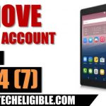 How to Bypass Google Account Alcatel Pixi 4 (7) Without PC